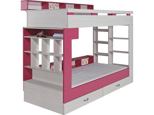 łóżko Piętrowe Km14