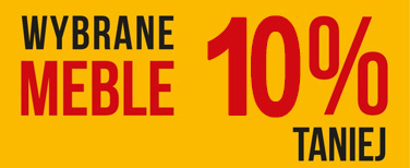 Meble Forte -10 %